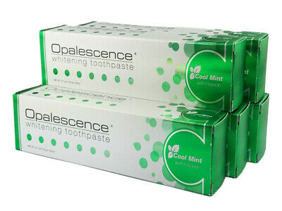5x Opalescence 133g ULTRADENT Toothpaste Blanchiment Dentifrice Zahncreme MINT