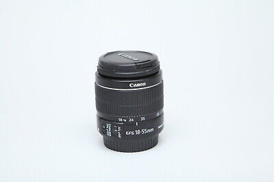 Canon EF-S 18-55mm f/3.5-5.6 IS II Zoom Lens - Very Good Condition *Please Read*