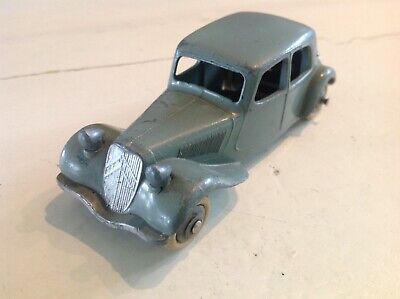 Dinky toys France 24N citroen traction 11 BL