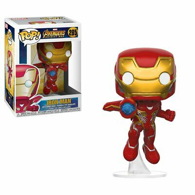 Funko Pop! Marvel Avengers Infinity War Iron Man Figurine #285