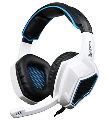 Sades SA-920 Stereo Gaming Headsets Headphones with MIC for PS4 Pro /Xbox /P​C