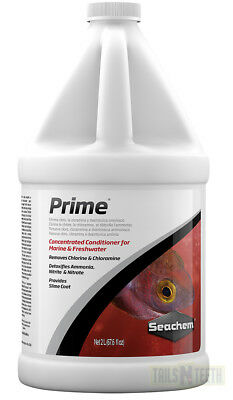 Seachem Prime 2L Concentrated Conditioner for Freshwater or Marine