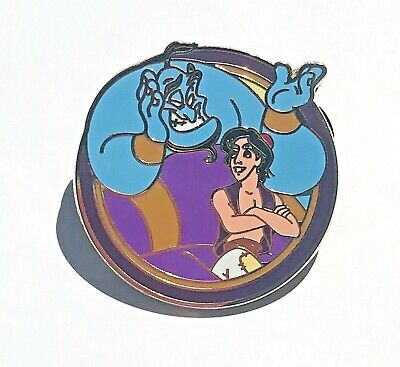 Disney Parks Best Friends Mystery Pack Aladdin and Genie Pin