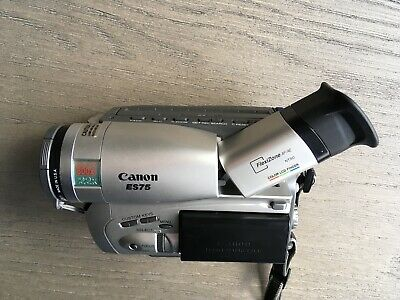 CANON Hi8 ES75 8 mm Video Camcorder