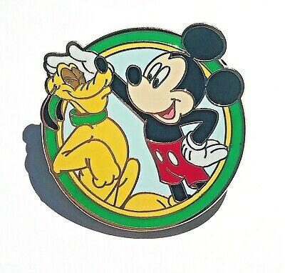 Disney Parks Best Friends Mystery Pack Pluto and Mickey Pin
