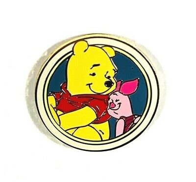 Disney Parks Best Friends Mystery Pack Winnie the Pooh and Piglet Pin