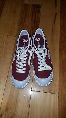 pretty nice 69204 242ca NEW Nike Dunk ZOOM ALL COURT CK SB CORY KENNEDY TEAM RED WHITE BURGUNDY 8.5