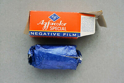 1x Vintage AGFACOLOR 'SPECIAL' CNS 135 Film - expired 1975