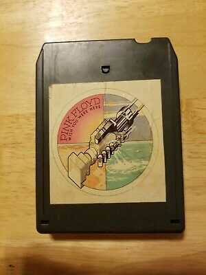 Pink Floyd - 8 Track - Wish You Were Here - Tested