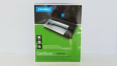 DYMO CARDSCAN 600CX DRIVERS FOR MAC DOWNLOAD