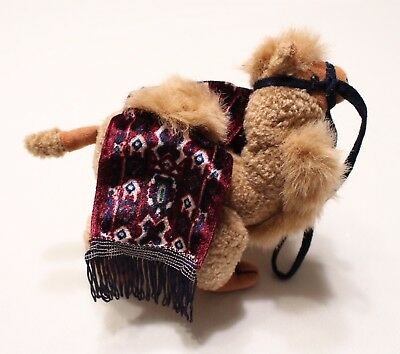 """Camel TY Beanie LAWRENCE The Camel 1993, The Attic Treasures Collection 7"""" x 5"""""""