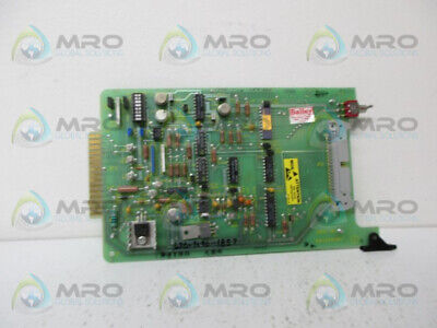 Bailey 6632092N1 Circuit Board *Used*