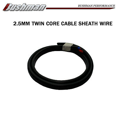 Twin Core Double Insulated Cable Automotive 2.5MM2 13AWG Copper 12v Wire DC-DC