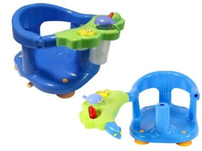 baby Bath Seat Front Opening With Splash Toy