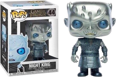 Funko Pop Vinyl Game Of Thrones Night King Metallic - Preorder