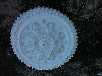Chandelier Ceiling Wall Rose Architectural French Ornate Decoration Plaster  #1