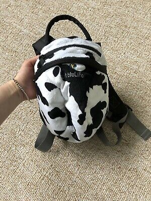 Little life Backpack With Reins Cow