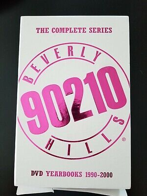 Beverly Hills 90210: The Complete Series DVD Box Set - Great Shape!