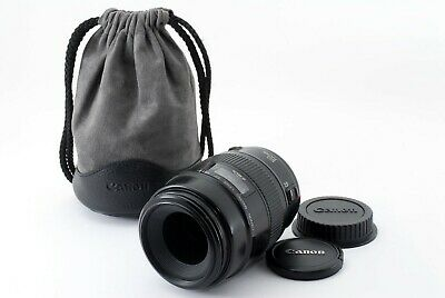 Canon EF Macro 100mm F/2.8 Lens From Japan EXCELLENT 110