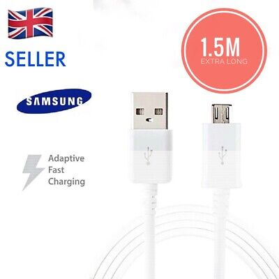 Micro USB Charger Sync Data Cable For Samsung Galaxy A3 A5 J3 (2016) S6 S7 Edge