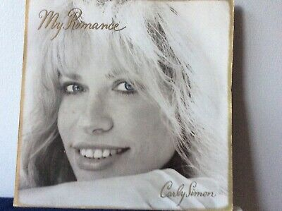 Carly Simon - My Romance - Carly Simon CD 88VG The Cheap Fast Free Post The