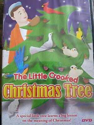 The Little Crooked Christmas Tree (DVD, Slim-case) - Brand New