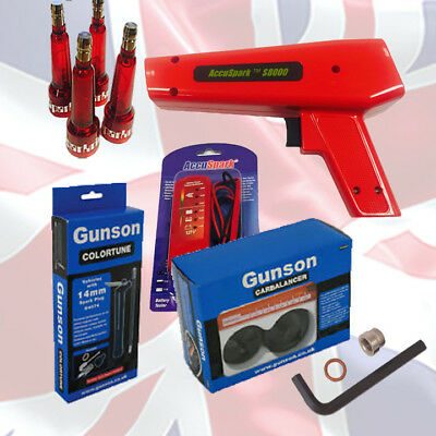 AccuSpark-Gunson performance timing light & tuning pack for Classic Cars