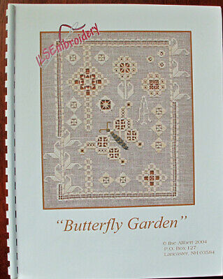 Ilse Altherr Butterfly Garden Sampler Counted Thread Chart/Pattern