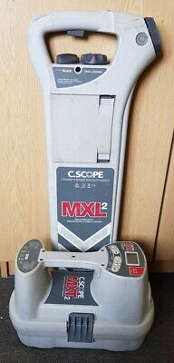 Cscope MXL2 Kit Advanced Cable Locator with 12 month Calibration Radiodetection