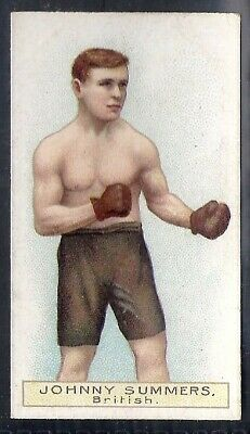 Wills Other Overseas Issues-Boxers Boxing- Johnny Summers