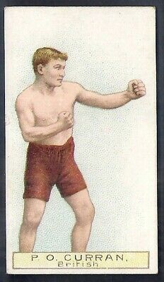 Wills Other Overseas Issues-Boxers Boxing- P. O. Curran