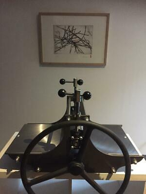 Etching Press - Printmaking