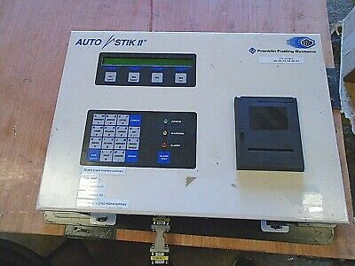 Franklin Fueling Systems Auto Stix 11  Or 2  Control Panel