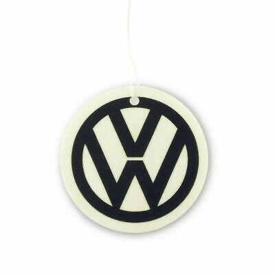 Volkswagen VW Badge Logo Genuine Car Air Freshener Freshner - Energy Scent