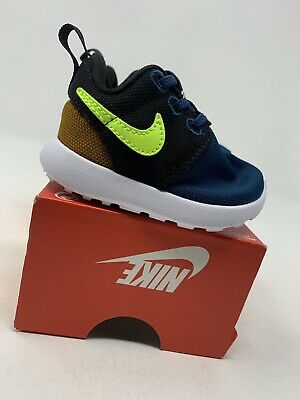 644e3e005f48 BABY BOYS  NIKE Roshe One Flight Weight Shoes