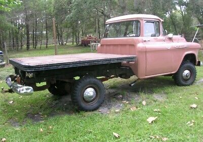 1957 Chevrolet Other Pickups Cameo Special Ordered 1957 CHEVROLET BIG BACK WINDOW PICKUP NOT 1953 1954 1955 1956 1958 1959 1960