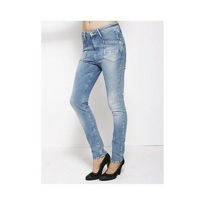 G STAR RAW 3301 Tapered Skinny Womens Jeans Size 26 NEW