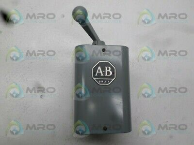 Allen Bradley 350-Bav Ser. B Reversing Drum Switch * Used *