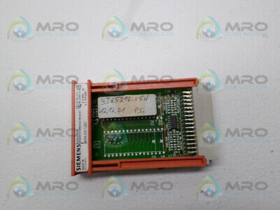 Siemens Simatic S5 6Es5375-1La21 Memory Submodule *New No Box*
