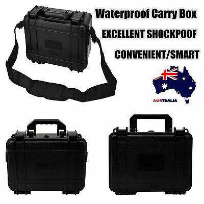 Waterproof Hard Carry Case Tool Storage Equipment Storage Box Outdoor Survival