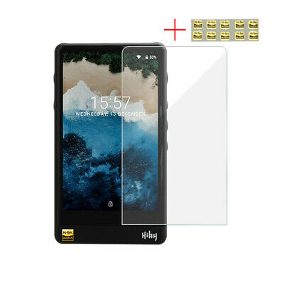 Tempered Glass Screen Protector Film For Hiby R6 Pro / Hiby R6