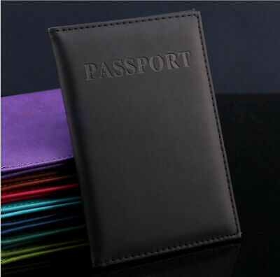 Journey Travel Passport Holder ID Card Case Cover Credit Ticket Protector New