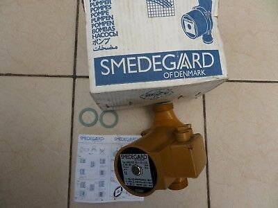 Smedegaard Vario 75vz  Bronze commercial  hot water circulation Pump new boxed