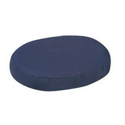 "BRIGGS 1 EA Molded Foam Ring Cushion 18"" Navy, Washable Cover 513-8018-2400 CHOP"
