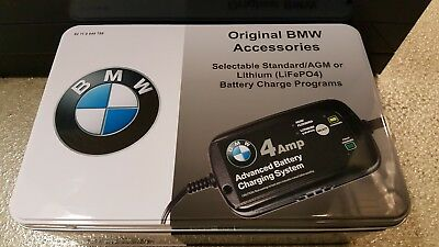 Bmw Advanced Battery Charging System With Alligator Clips 82 11 0 049