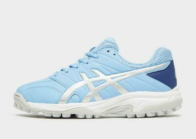 Details about Asics Gel Lethal Field Womens Hockey Shoes BlackSilverPowder Blue 2015