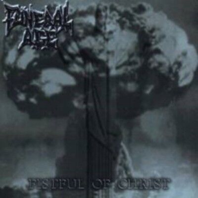 Funeral Age - Fistful of Christ CD 2003 blackened death metal