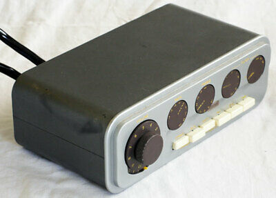 Quad 22 pre amplifier,control unit.Part Serviced & boxed with tape & pu adaptor.