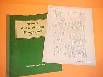 1957 1958 1959 1960 amc nash rambler american rebel ambassador wiring  diagrams