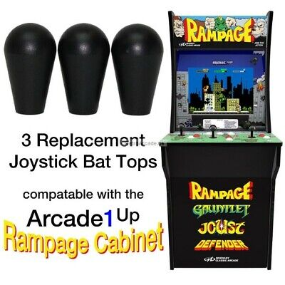 Arcade1up Rampage. Street Fighter, Jamma, Final Fight 3 Joystick Bat Top Handles